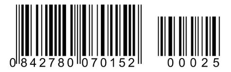 如何在BarTender中打印大小条形码?