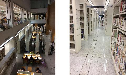 智能图书馆管理系统