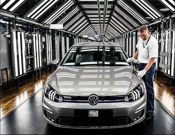 RFID在汽车生产线中的应用