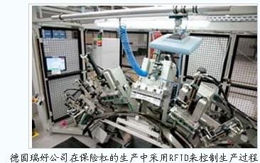 RFID和二维码共同增强企业竞争力