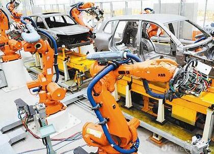 RFID汽车制造工业管理系统
