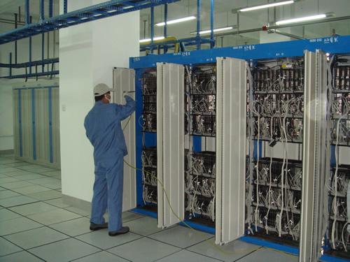 RFID通信设备管理系统