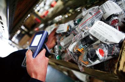汽车备件WMS条码仓库管理系统