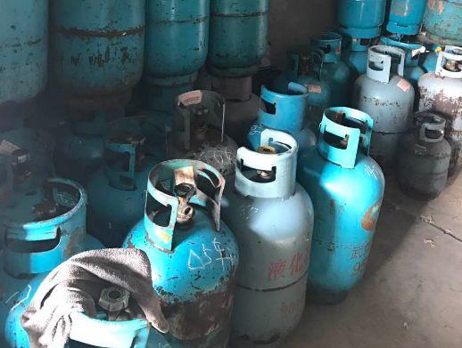 RFID气瓶管理系统